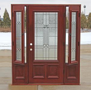 Operable Sidelight Door Amp Unique Decoration Vented