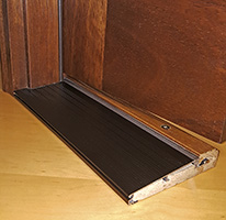 exterior door thresholds