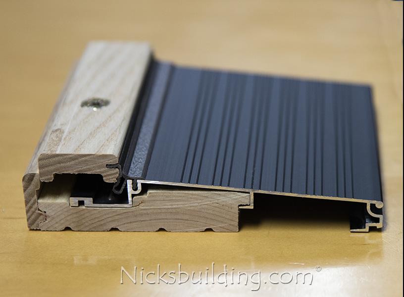 Threshold Options On Wood Doors