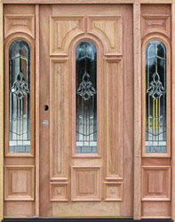 Double Door Sidelight
