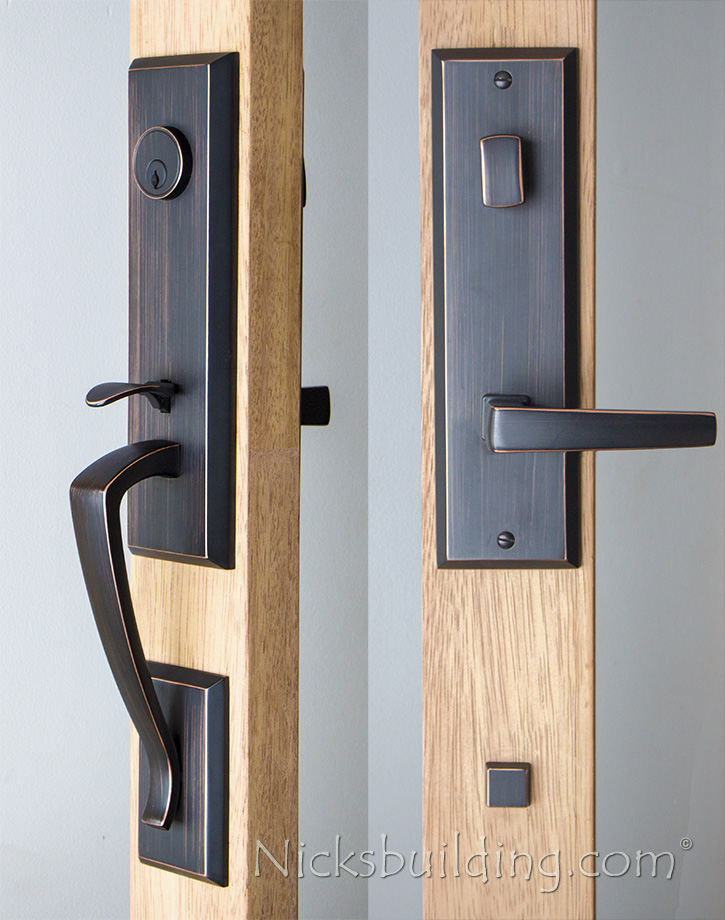Enchanting Multi Lock Door Handles Images Exterior Ideas
