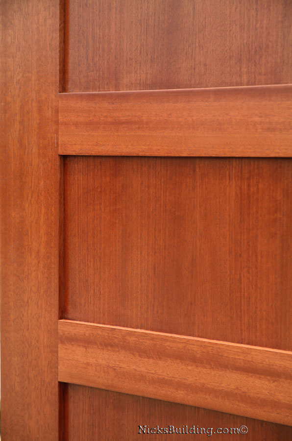 Interior Wood Five Panel Shaker Doors For Sale In Michigan