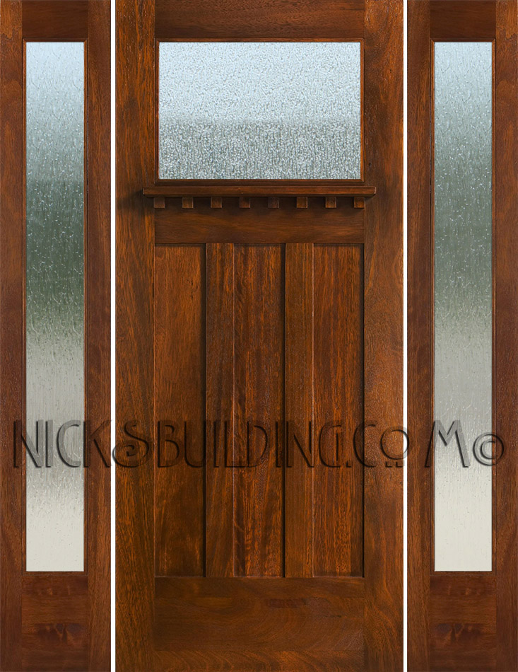 Mahogany exterior wood doors for sale in ohio front doors for Front doors for sale