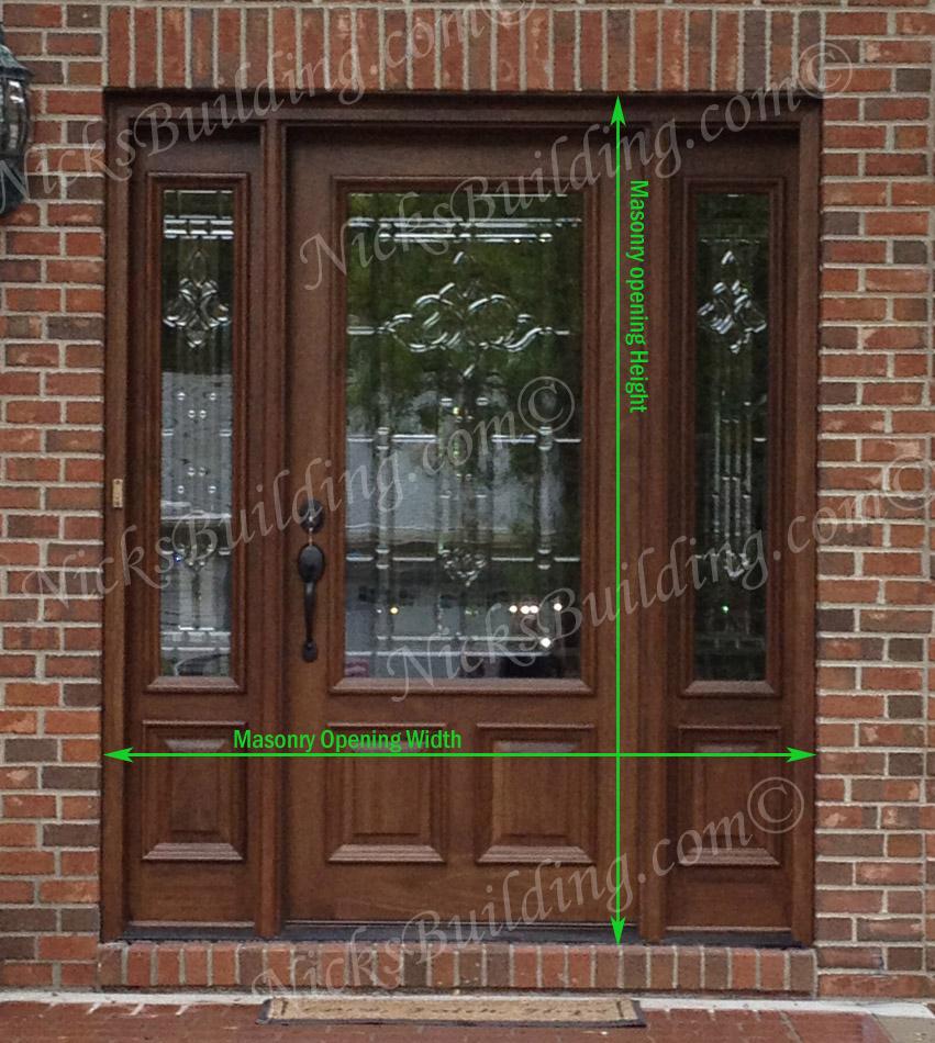 Exterior: Prehung Interior & Exterior Doors