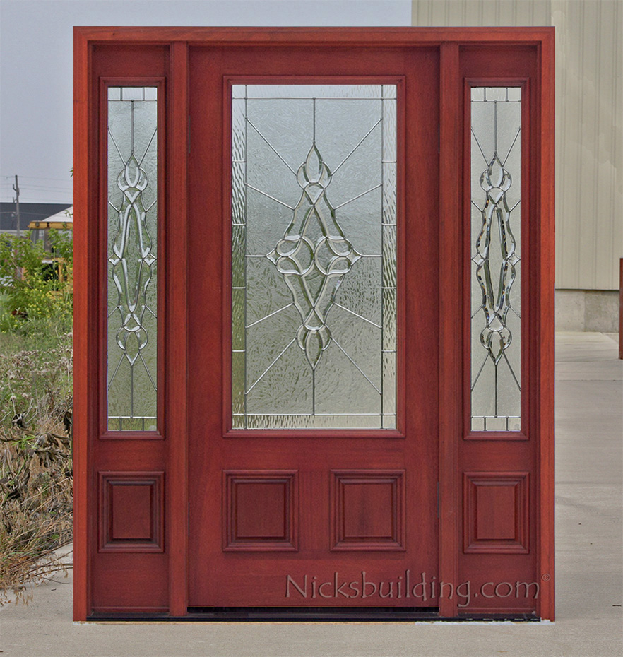 Affordable front doors affordable front doors for Affordable exterior doors