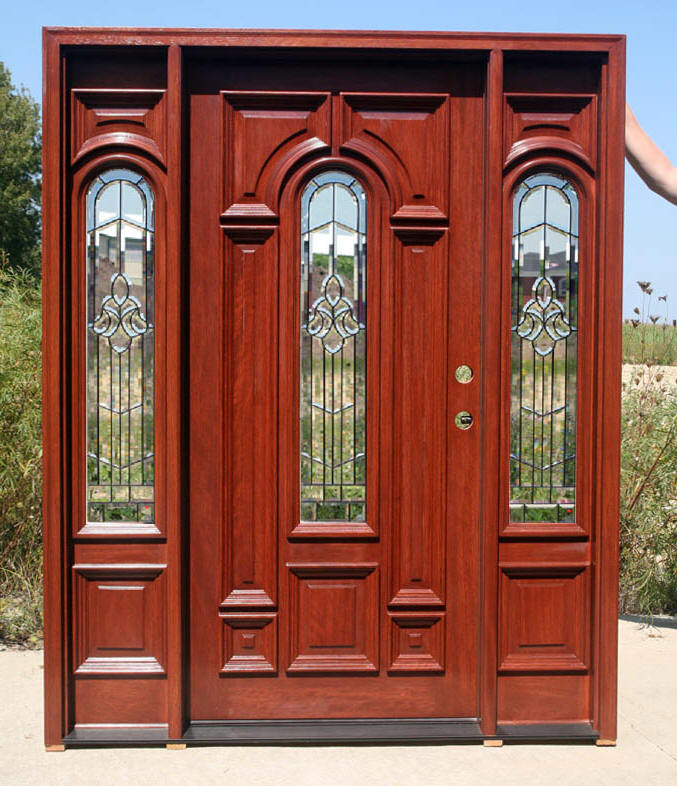 Nick S Building Supply Built Doors B525 Majestic With