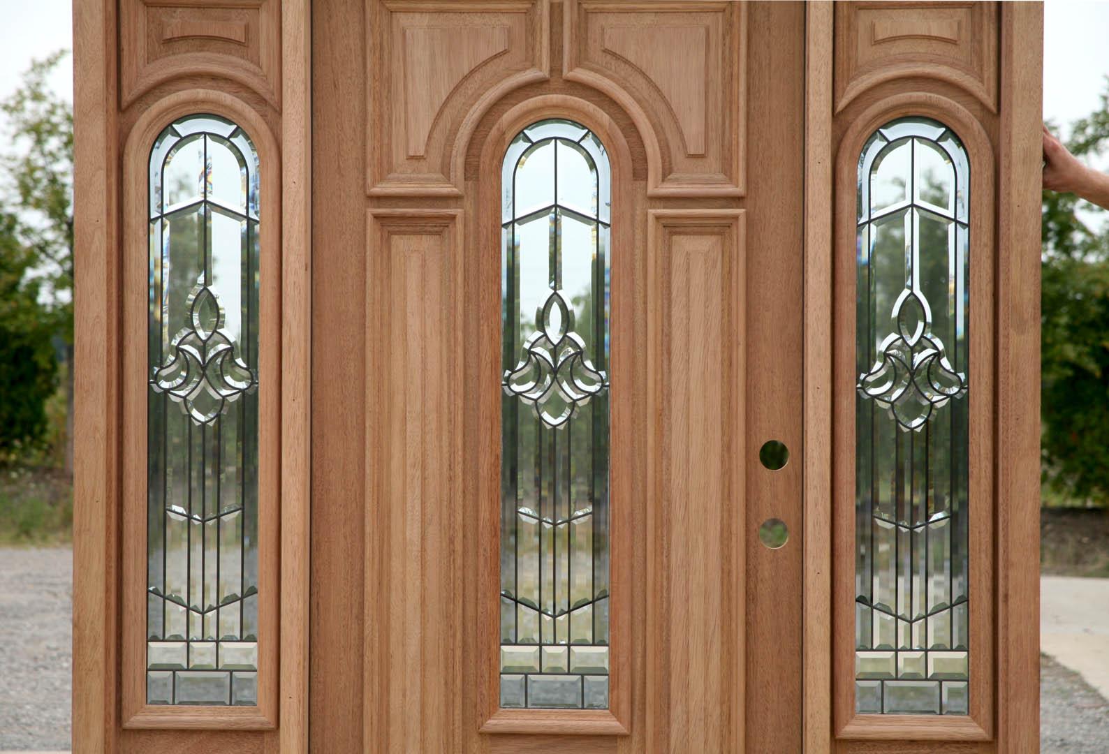 1080 #71492E Quickship Exterior Doors Most Popular Door image Entry Doors Clearance 43831588