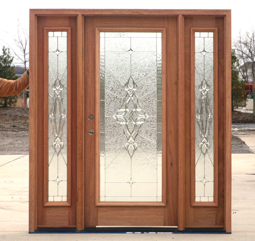 & Exterior Doors with Sidelights Wholesale Clearance Wood Doors pezcame.com