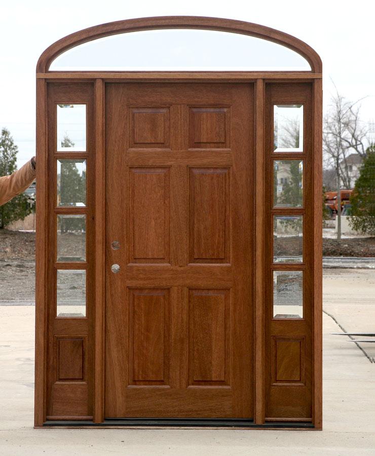 Elliptical Transom Doors Clearance Doors