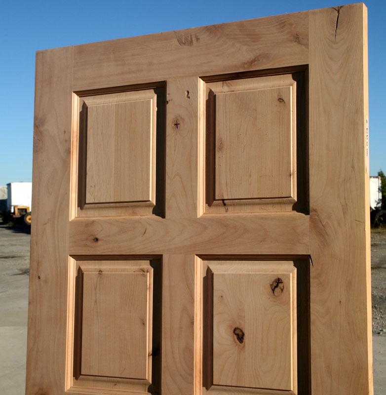 Rustic Exterior Doors Model SW-