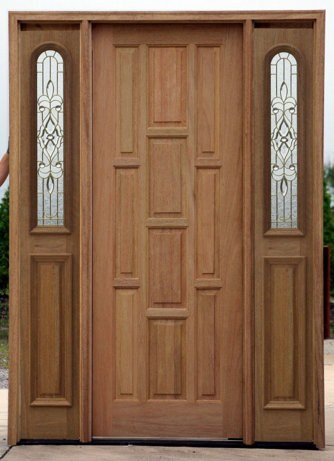 exterior doors with sidelights 8 0