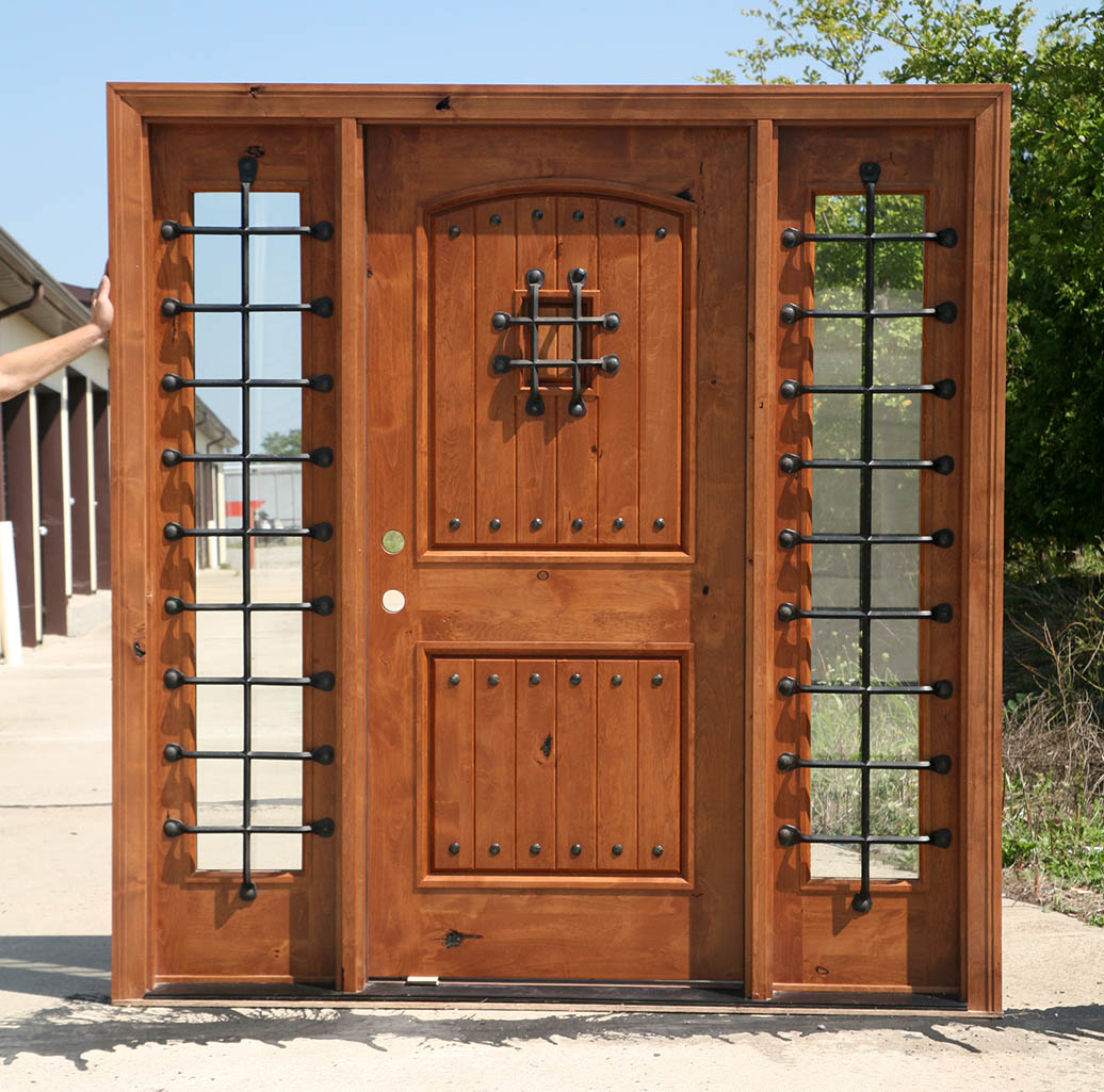 prefinished entry doors. rustic exterior entry doors clearance sale prefinished d