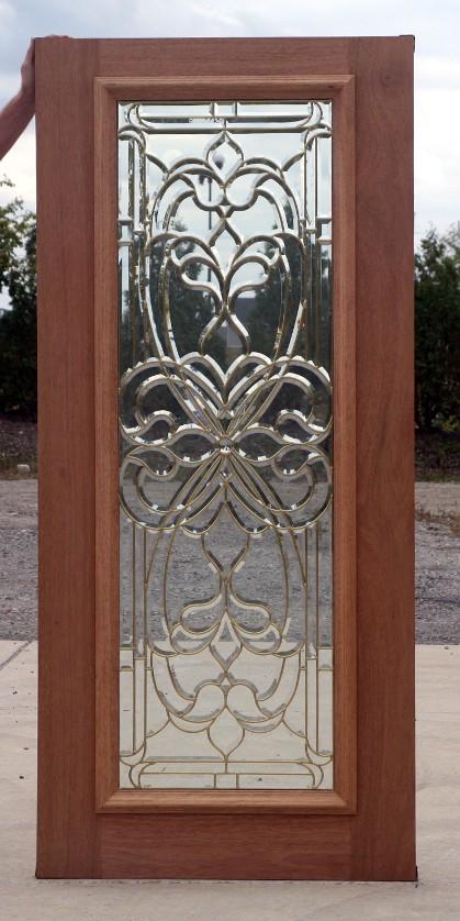 Mahogany French Door Front Door Entry Doors