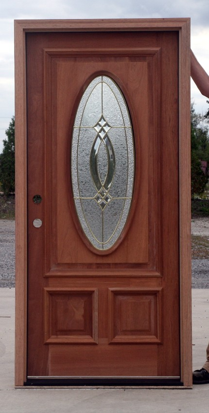 Mahogany Doors Front Door Entry Doors