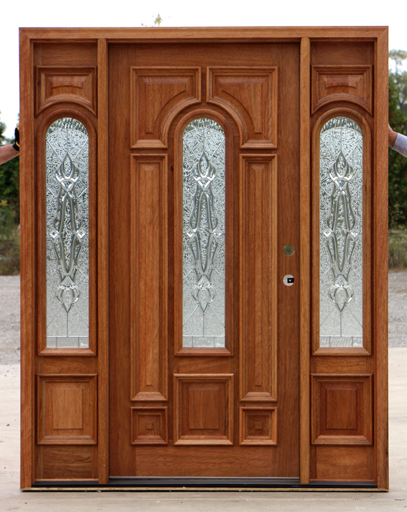Exterior mahogany doors cl 44 for Mahogany exterior door