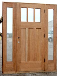 Craftsman Exterior Doors In 7 0 Quot