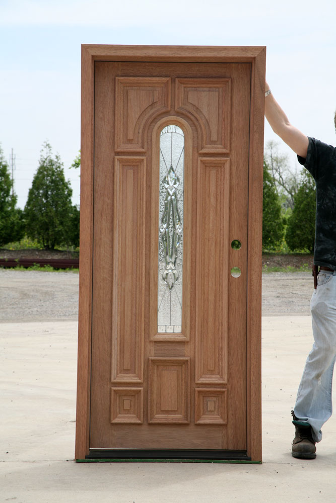Solid Wood Doors Size 32