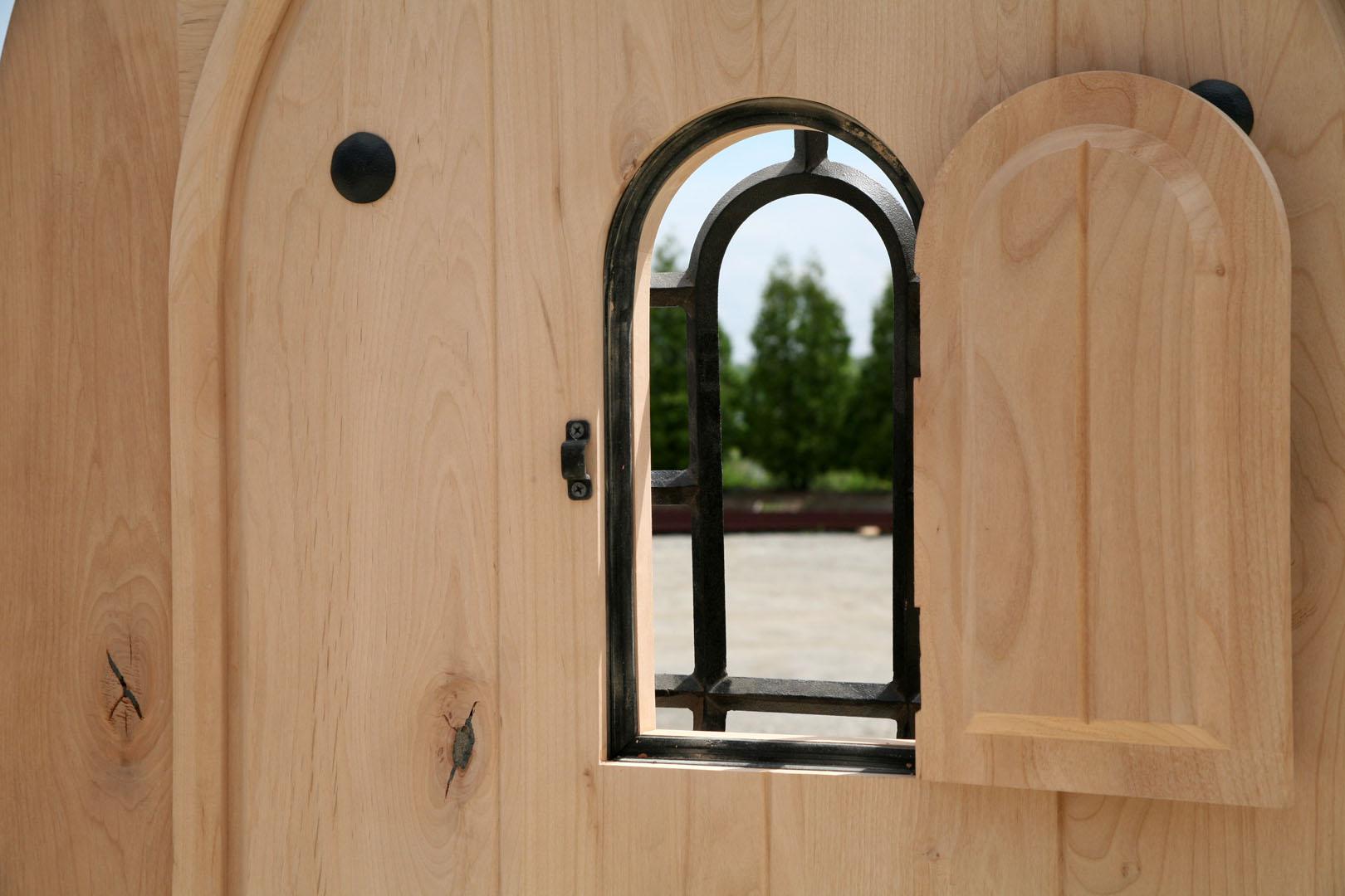 1080 #8A6541 Southwest Series Doors Radius Top Alder Door wallpaper Radius Top Entry Doors 38951620