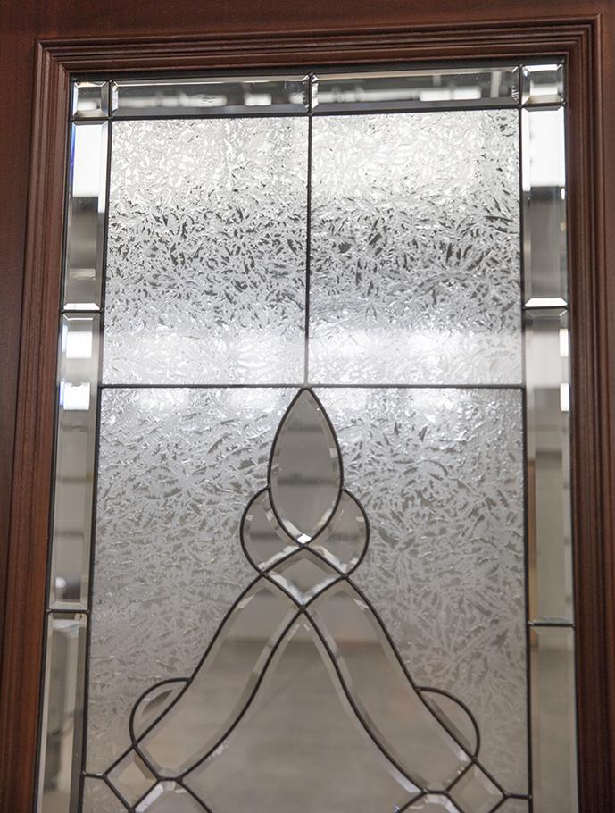 Modern Exterior Door With Multi Point Locks 4 Door Lites: Exterior Mahogany Full Lite Doors With Sidelights