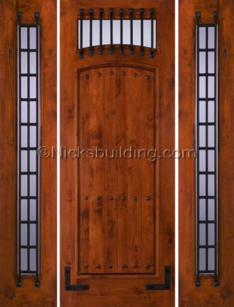 Wholesale Front Doors Exterior Doors With Sidelights