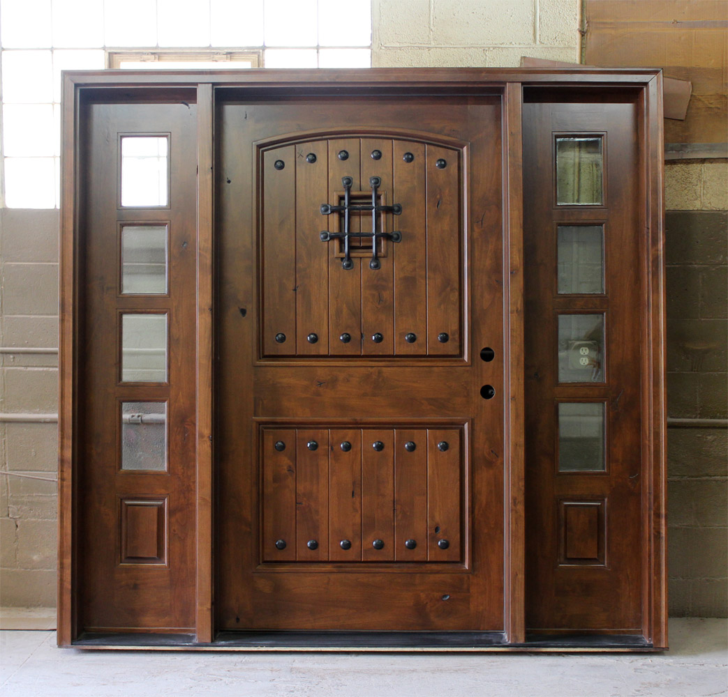 Exterior Doors exterior doors with sidelights wholesale clearance wood doors