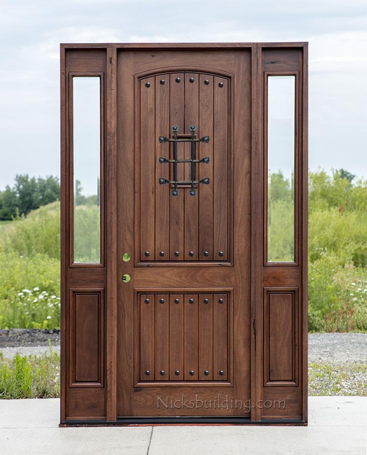 Teak doors name heavy panel doors model no dsw 532 for Teak wood doors models