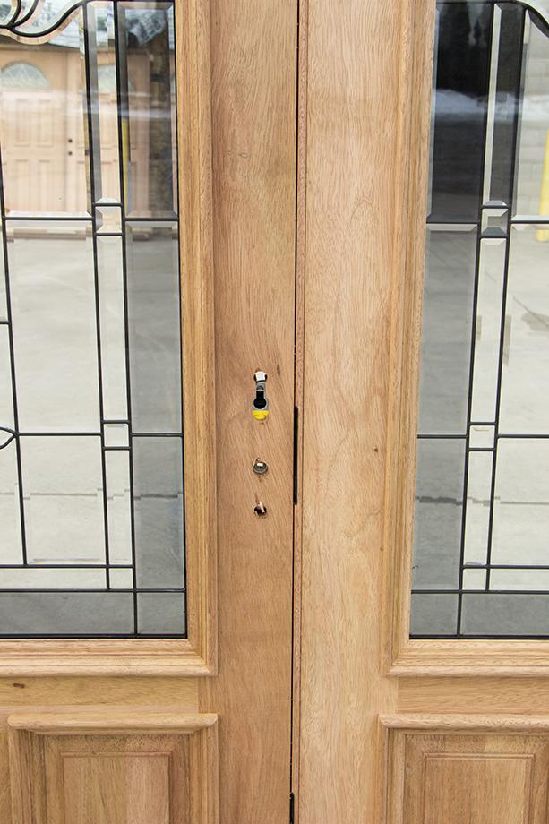 Exterior Double Doors With 3 Point Lock Doors Cl 103