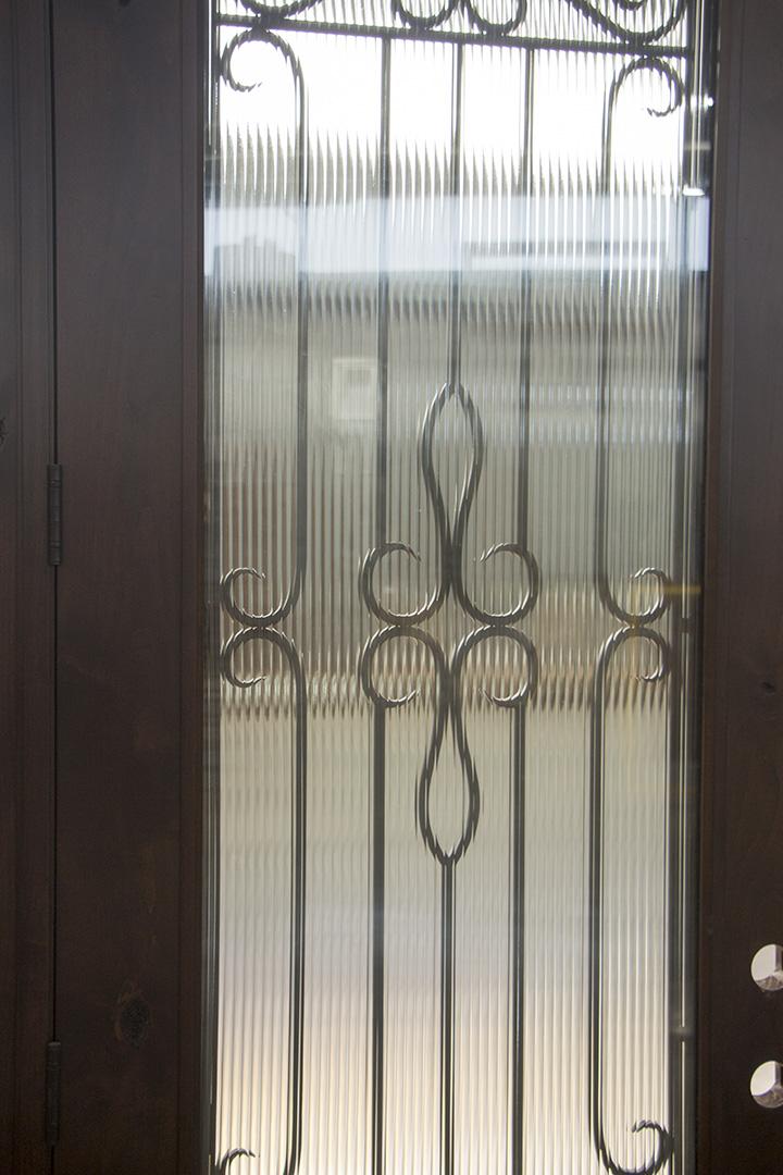 Knotty Alder Demo Doors