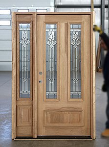 Only $3299 CL-26 & Clearance Exterior Doors with Sidelights