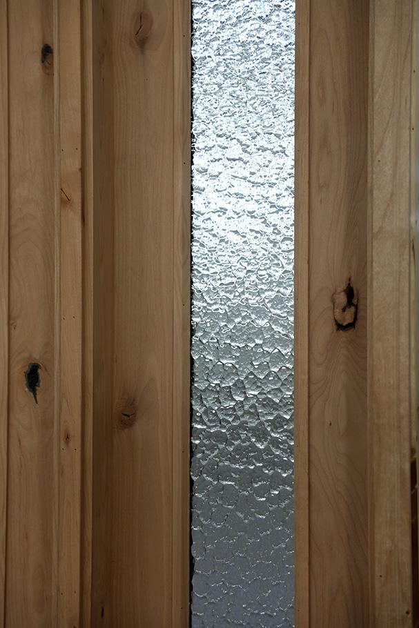 42x96 Knotty Alder Entry Doors