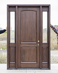 exterior doors with sidelights glass only 2995 cl4162 2panel mahogany exterior doors clearance exterior doors with sidelights