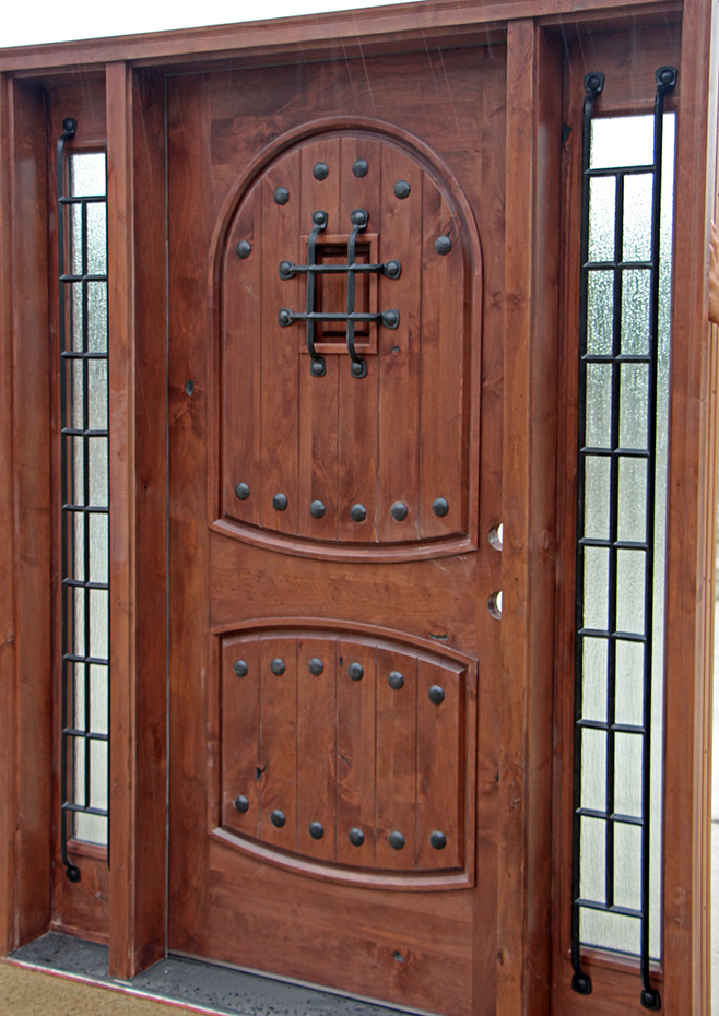 Southwest Doors Amp Doorway Of A New Mexican House