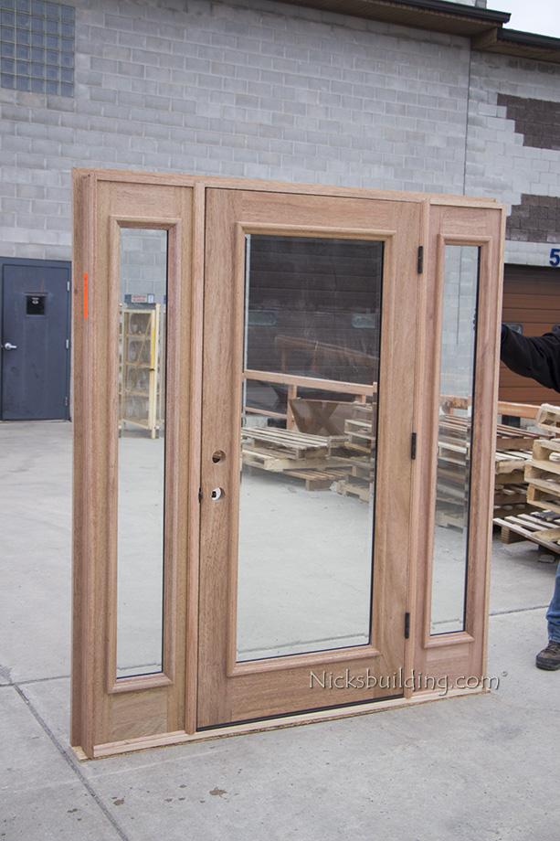 Modern Exterior Door With Multi Point Locks 4 Door Lites: Exterior Full-lite Doors CL-668