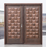 CL-COPPER DOORS