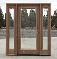 wooden exterior doors. Only  2595 14 Sidelights CL 668 Exterior Doors with Wholesale Clearance Wood