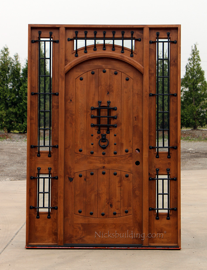 & Viking Doors
