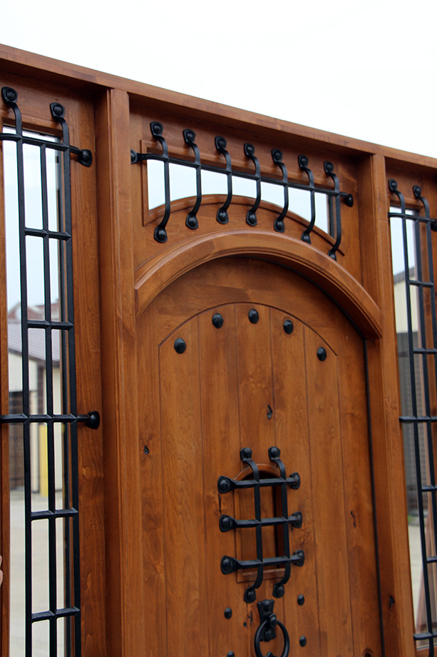 viking doors profile view ...  sc 1 st  Nicku0027s Building Supply & Viking Doors
