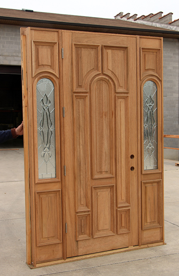 Solid wood exterior doors on sale for Solid wood exterior doors for sale