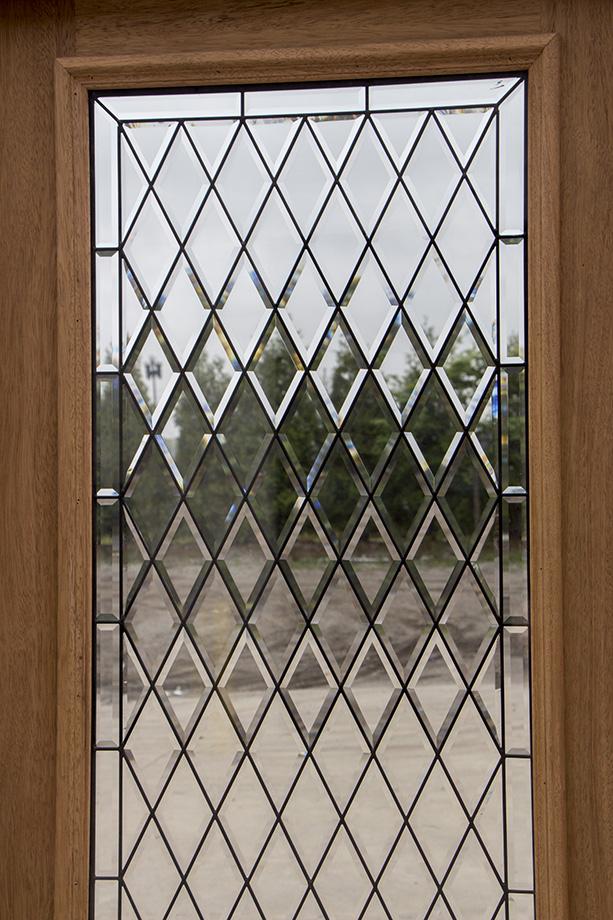 Exterior Mahogany Door
