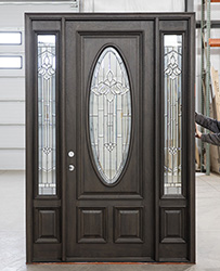 finest selection 35315 37d60 Clearance Exterior Doors with Sidelights