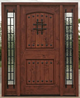 Affordable Front Doors on exterior fiberglass doors, windows with sidelights, exterior double doors, exterior doors with screens, exterior doors with glass, exterior house doors, door frames with sidelights,