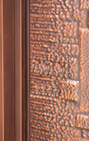 Copper Door Jamb