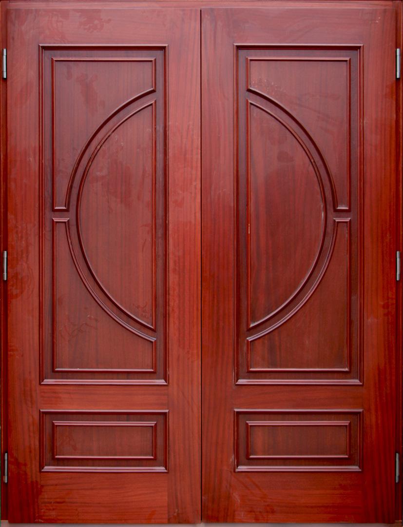 Exterior Copper Doors
