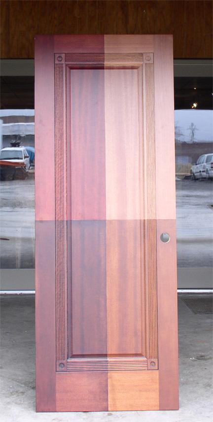 Mahogany 6 Panel Interior Doors