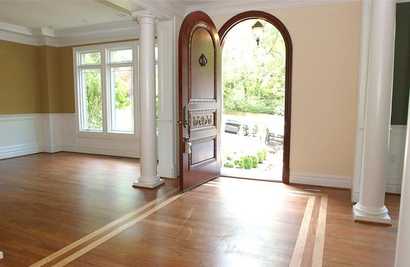 How To Install Laminate Flooring At Exterior Door