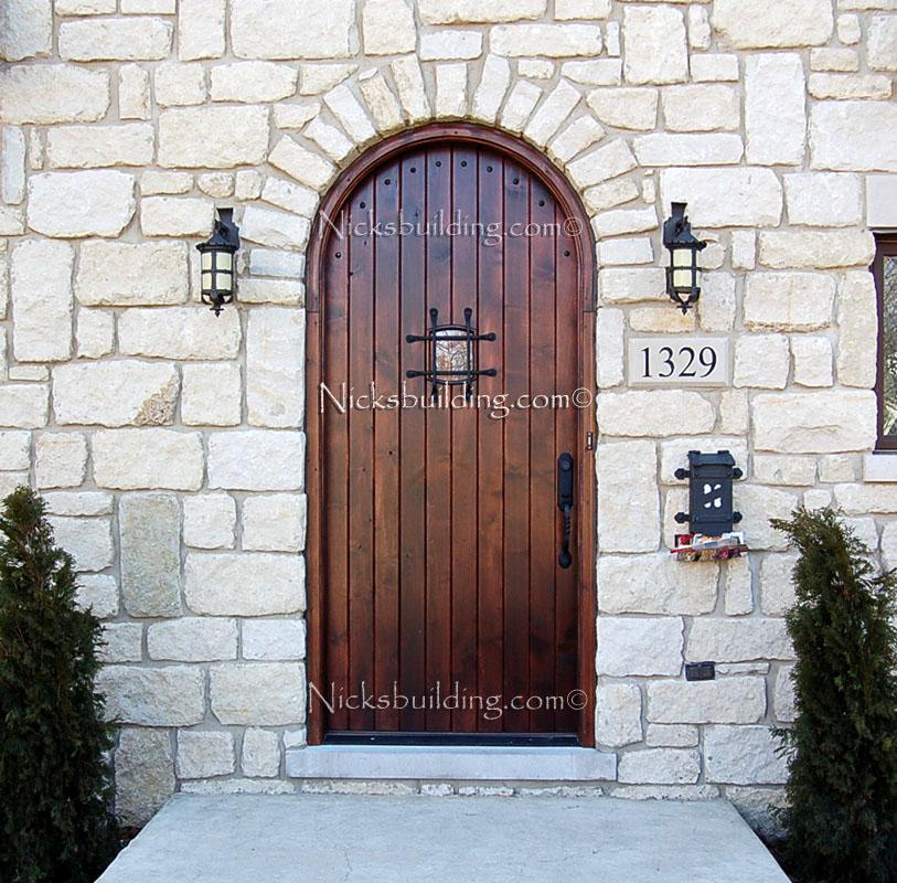 Knotty Alder Doors Exterior Knotty Alder Doors