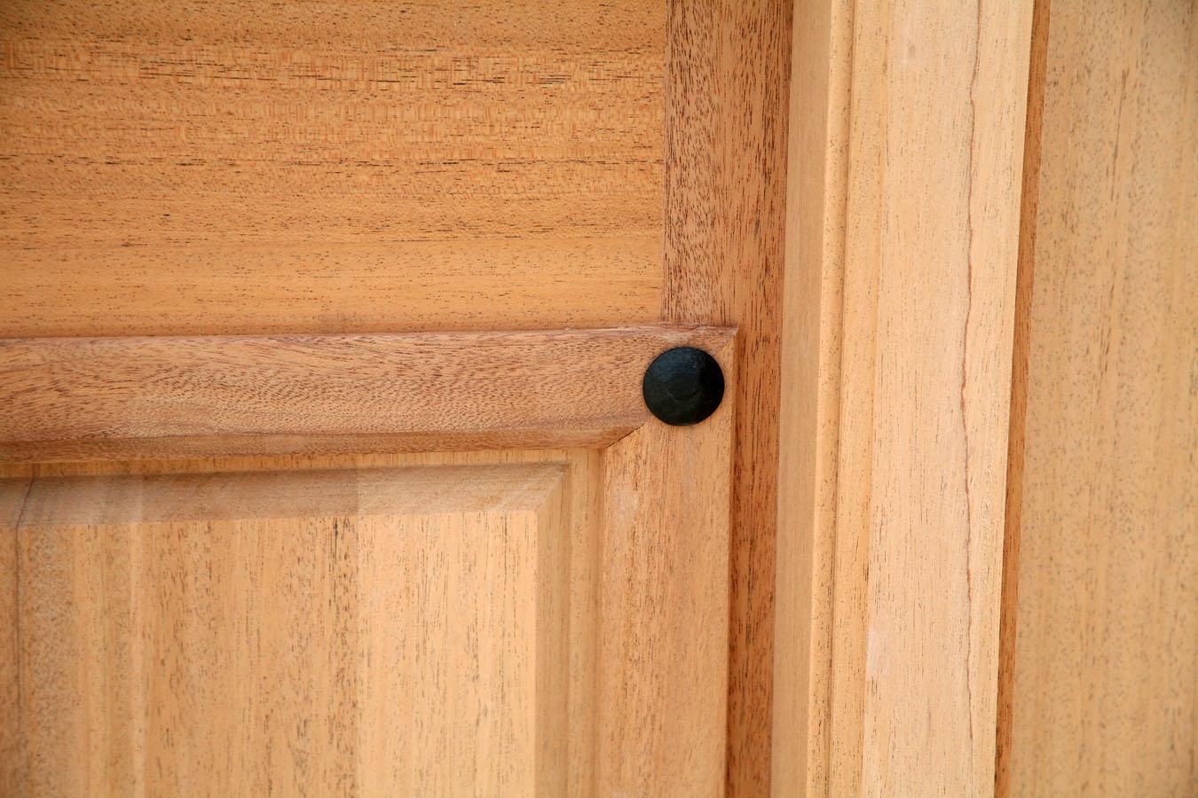900 #B15C1A Custom Mahogany Door Radius Arched Top Door wallpaper Radius Top Entry Doors 38951350