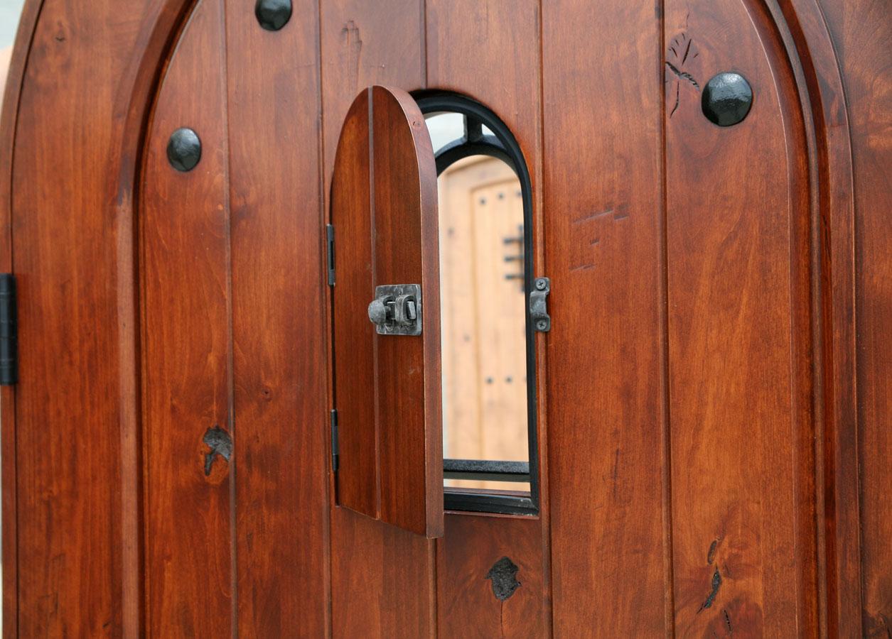 900 #AB6120 Southwest Series Doors Radius Top Alder Door wallpaper Radius Top Entry Doors 38951255