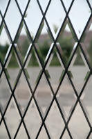 Chateau Glass Closeup