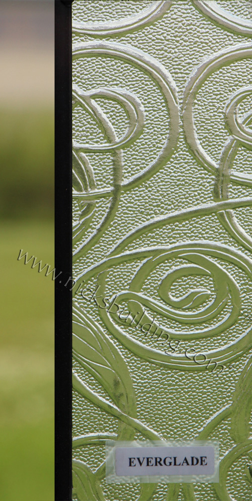 Custom Order Door Glass Everglade at Nicksbuilding.com